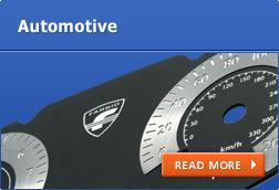 Dials for Automotive